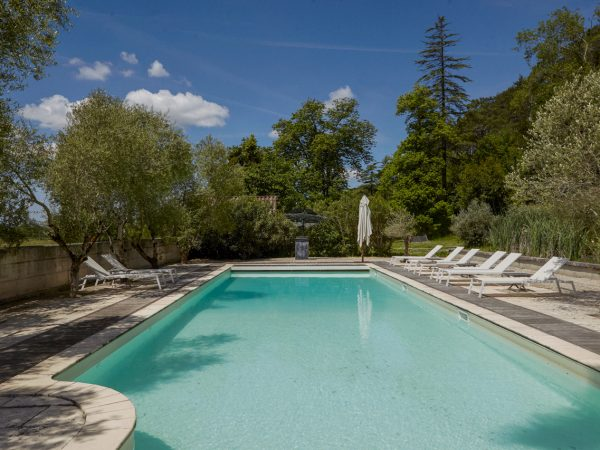Exterieur - Pool Area
