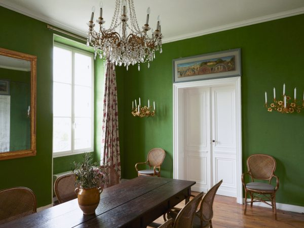 Interieur - Dining Room