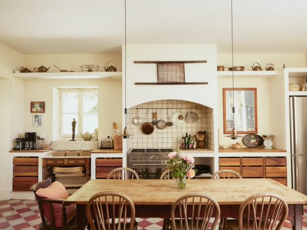 Interieur - Kitchen